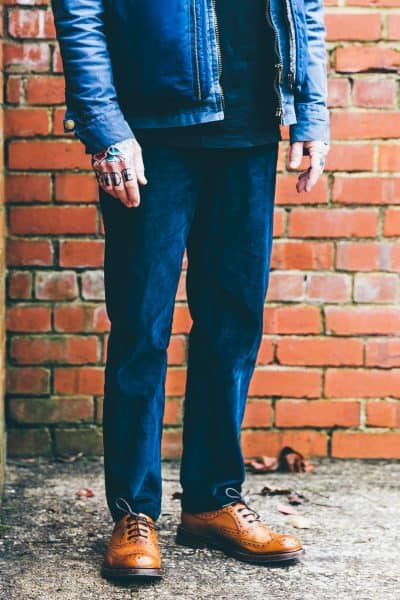 The C60 Needlecord Trouser