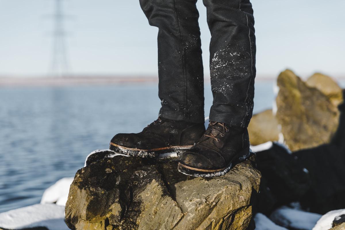 Moto + Chukka Boots