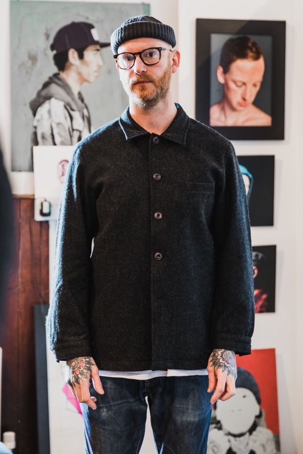 1485 Wool Jacket