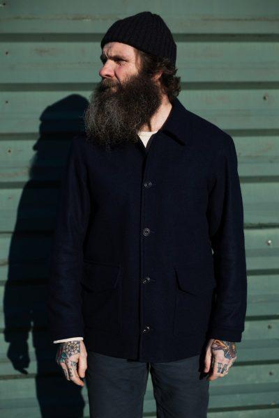 Jackets + Shirts