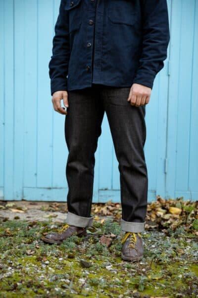 Denim, Moleskin and Canvas Jeans